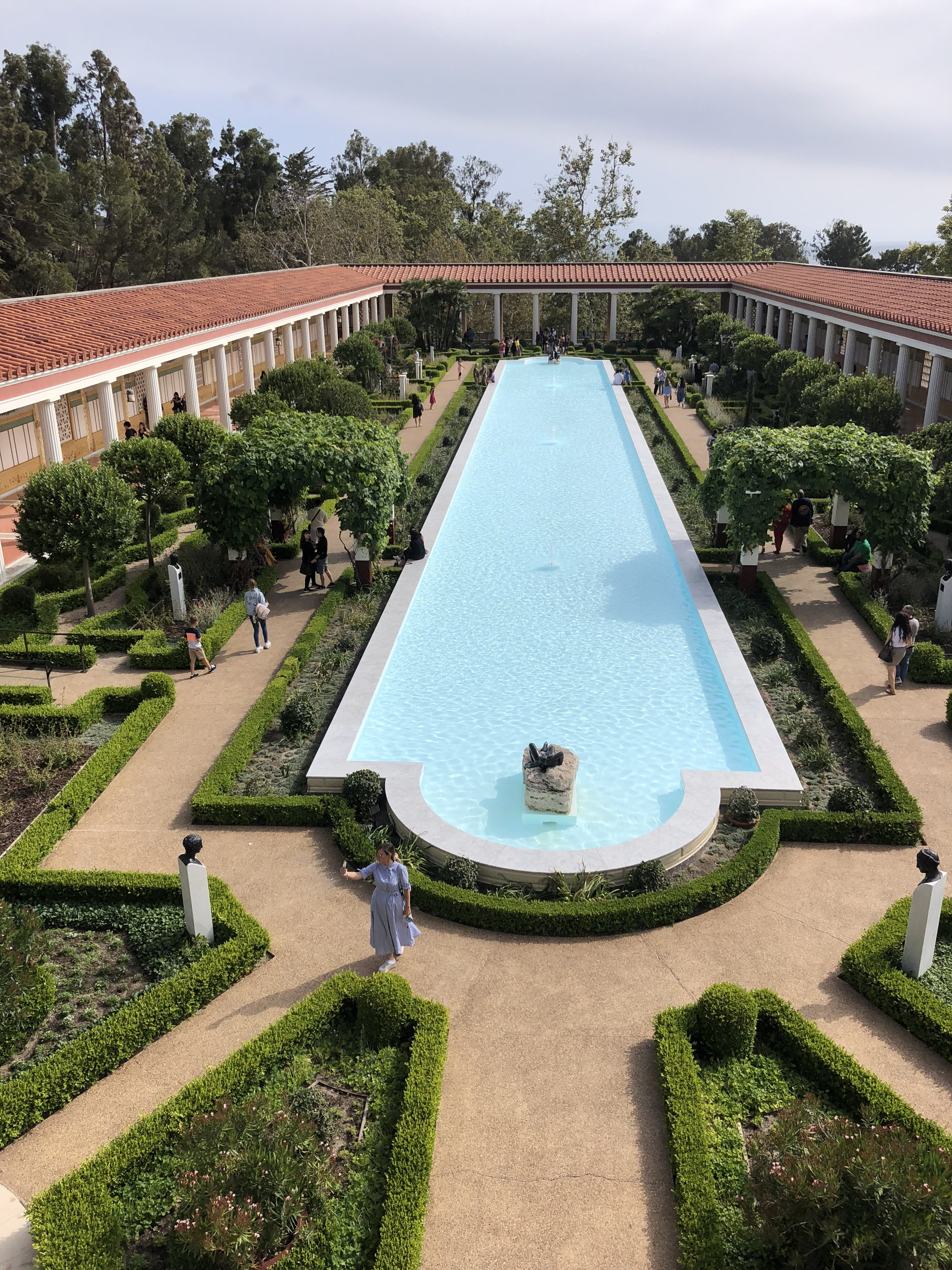 Staycation Post 002: The Getty Villa